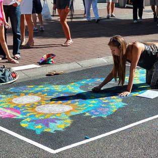 Chalk Art Festival 2015