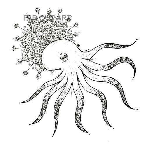 Octo-Mandala