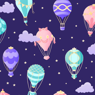 Hot Air Balloon Dreams