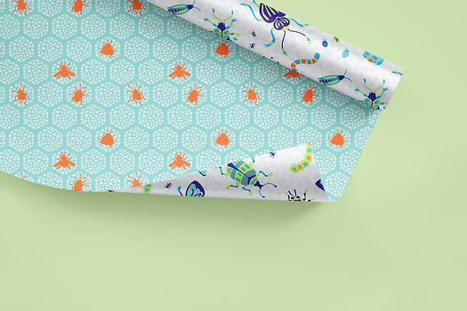Gift Wrapping Paper MockUp bug out 2.jpg
