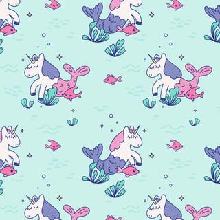 Mermaid Kisses and Unicorn Wishes