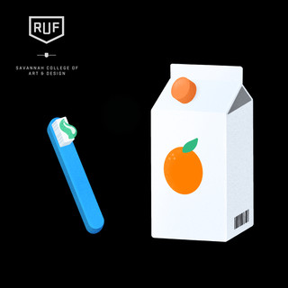 Relationships Series : Toothpaste and Orange Juice