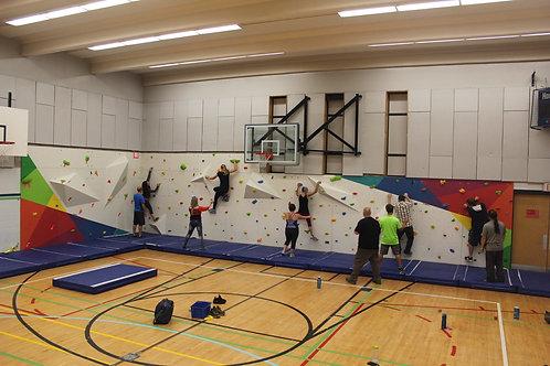 First Ascent Panels