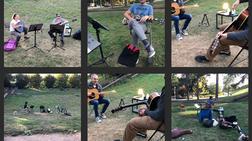 2020 UNTERRICHT IM PARK: Songwriting