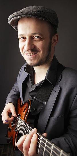 Alex Root Gitarrist
