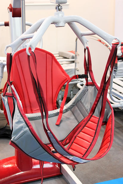 Passive slings for multi-functional tran