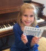 Denville piano teacher