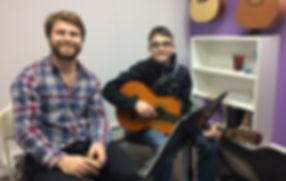 guitar teacher guitar lessons