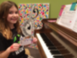 Kid's music lessons in Denville
