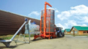 sechoir mobile EUROMAT-AGREX