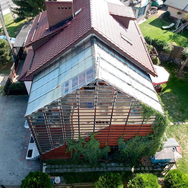 Rozbudowa budynku jednorodzinnego, Trzebnica