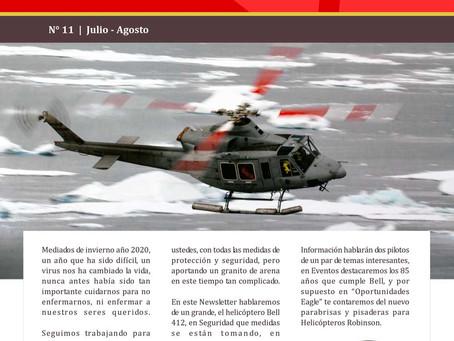 Noticias de Eagle Julio 2020