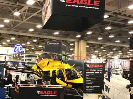 Eagle Copters South America estrena nueva marca corporativa