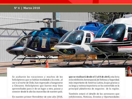 Noticias de Eagle Marzo 2018