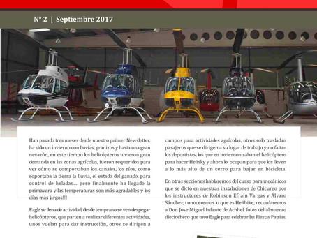 Noticias de Eagle Septiembre 2017