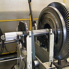 """Компания ООО """"МехЭнергоРемонт"""" осуществляет балансировку роторов и якорей на собственном оборудовании в короткие сроки."""