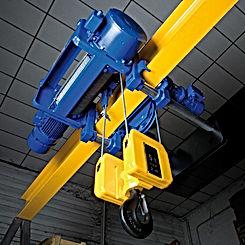 """Компания ООО """"МехЭнергоРемонт"""" осуществляет ремонт талей и электротельферов любой сложности."""