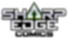 Sharp Edge Comics logo