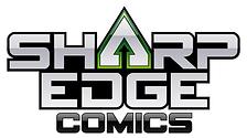 Sharp Edge Comics logo