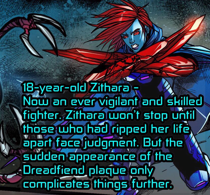 Chaotic Flux - Zithara description