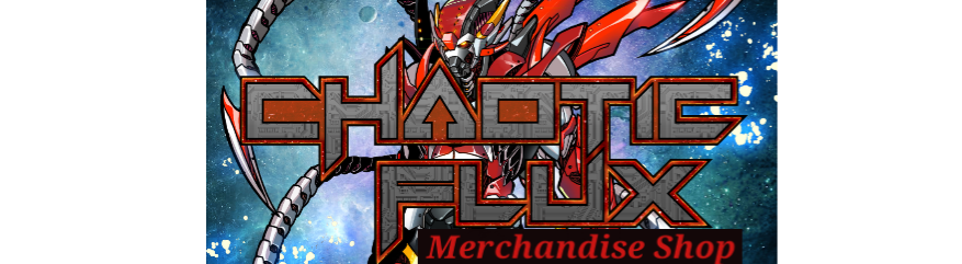 Chaotic Flux merch store