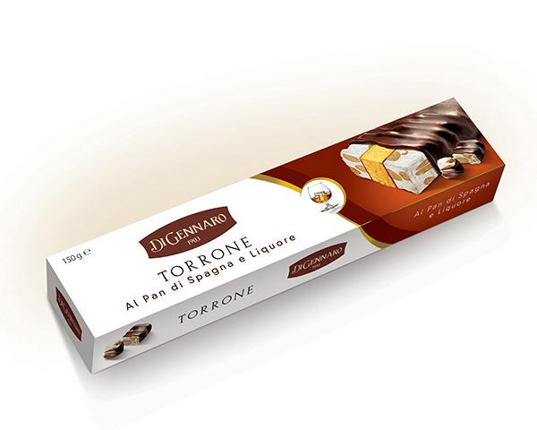 טורונה ליקר ושוקולד