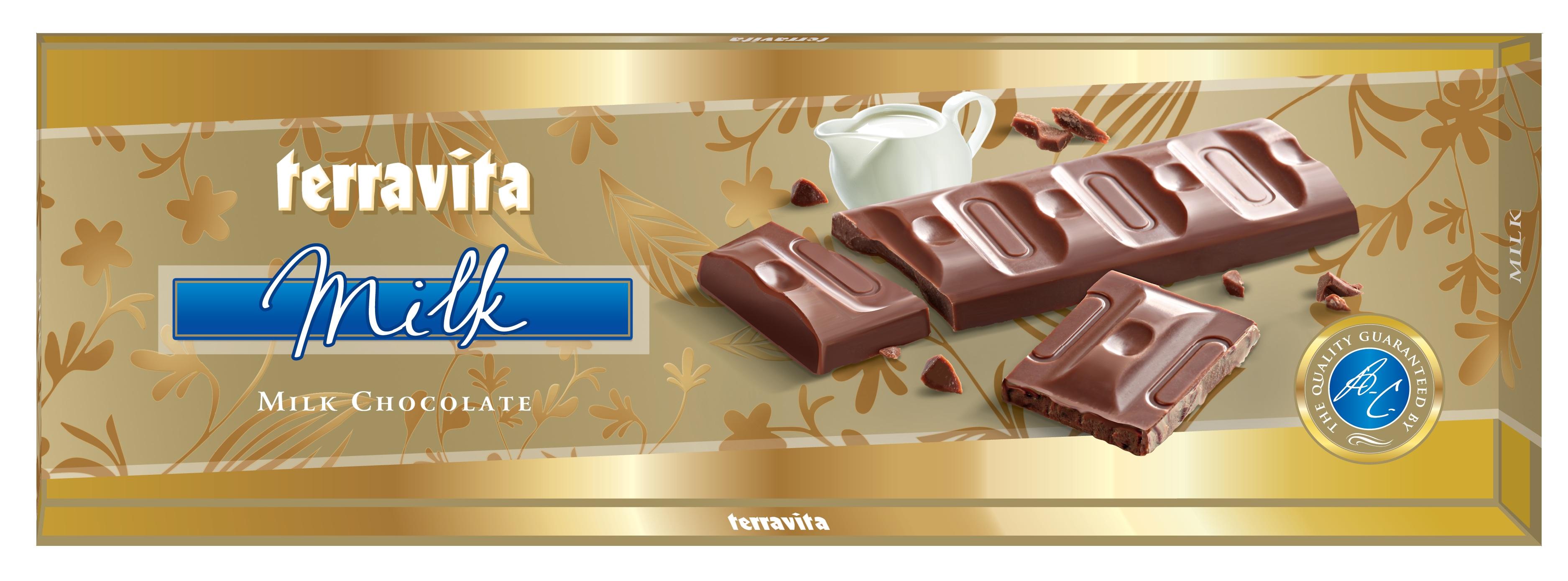 טראביטה שוקולד חלב