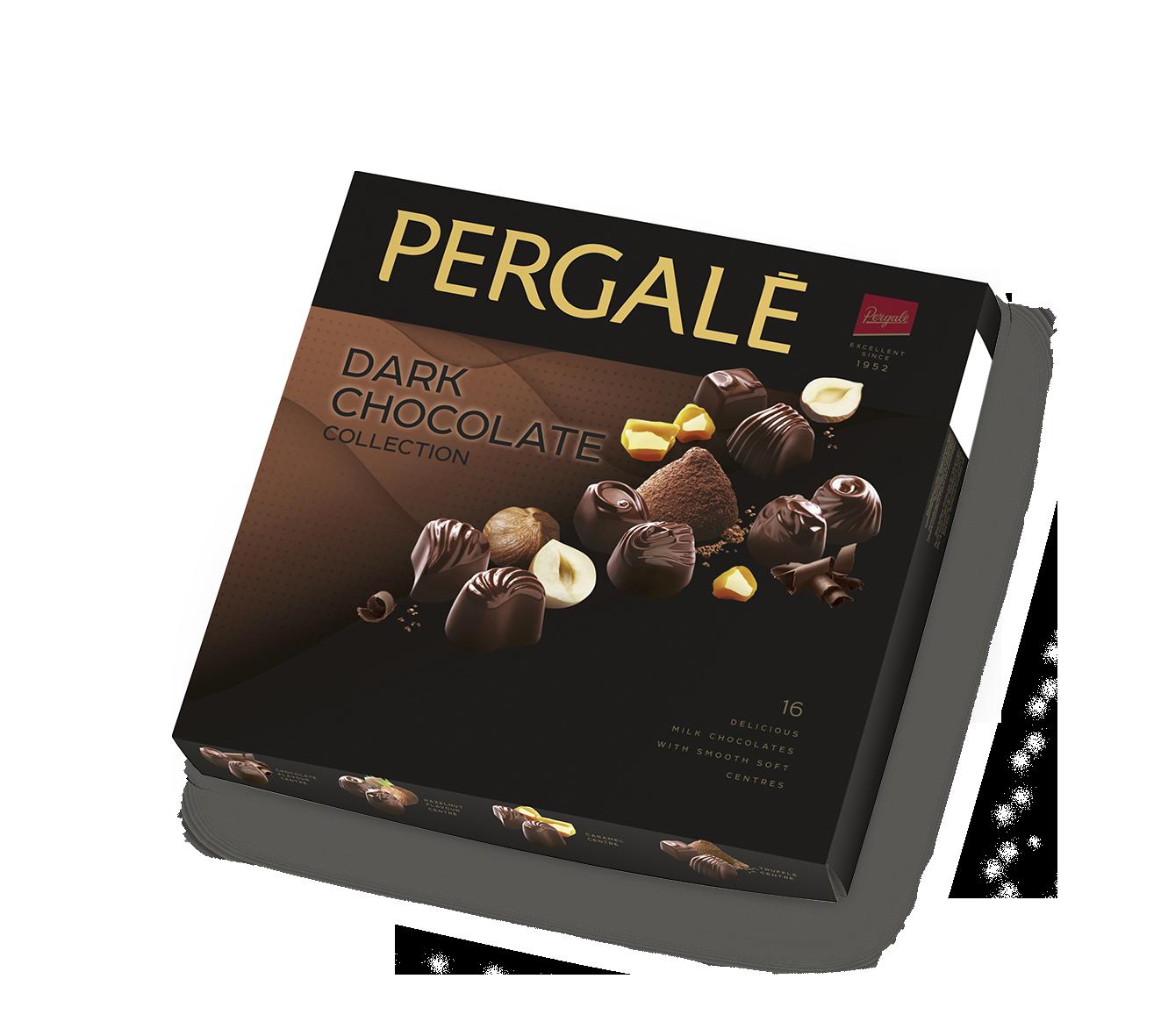 שוקולד מריר קולקשן