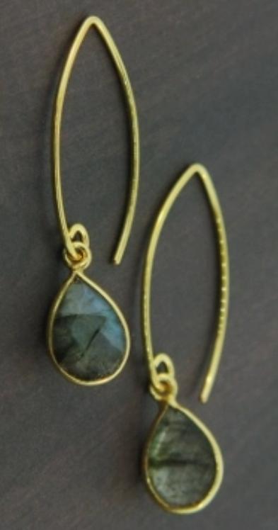 Marquis Earrings