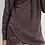 Thumbnail: Cowl Neck Overlay Sweater