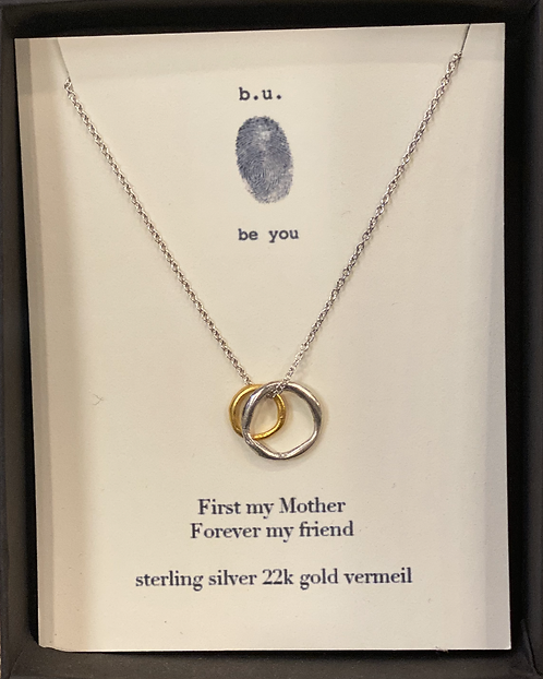 Mother/Daughter Necklace