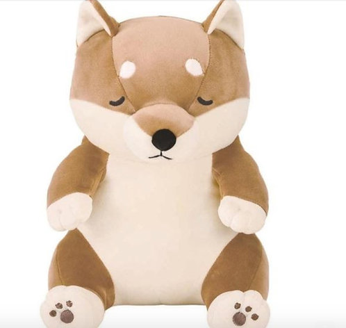 Velvety Soft Medium Shiba Stuffed Animal