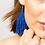 Thumbnail: Luxe Petite Fringe Earring