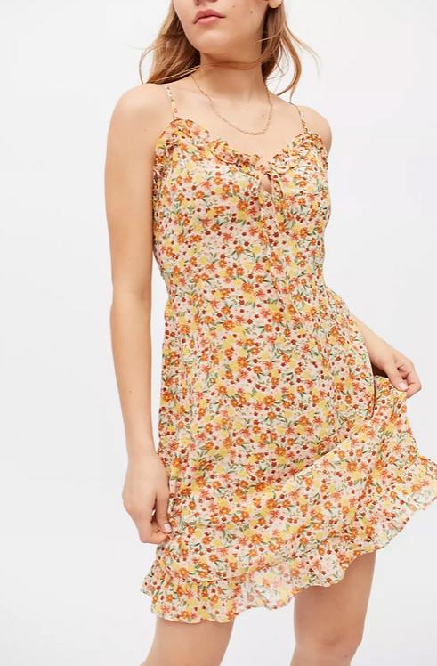 Sunny Mini Dress