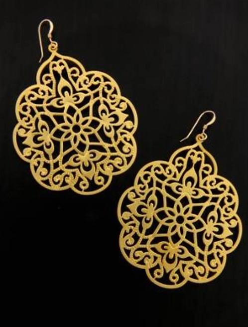 Moroccan Lace Earrings