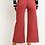 Thumbnail: Button Wide Leg Jeans