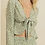 Thumbnail: Wildflower Tie Front Blouse