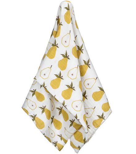 Organic Cotton Swaddle Blanket