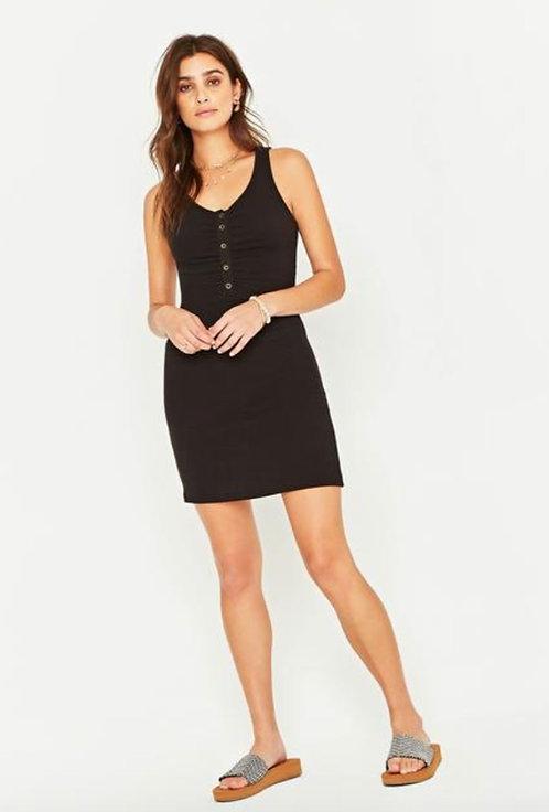 Lou Lou Button Front Dress