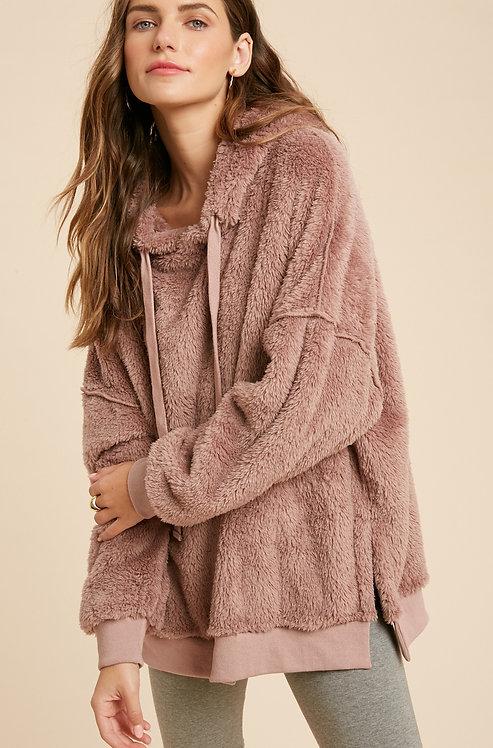 Soft Sherpa Hoodie