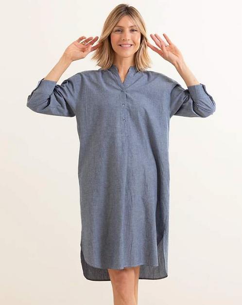 Essential Shirt Dress
