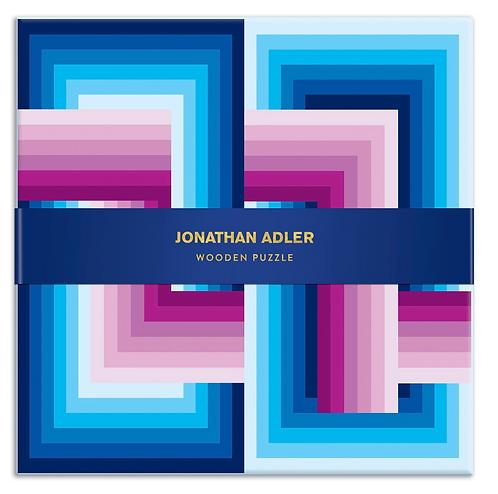 Jonathan Adler Wooden Puzzle