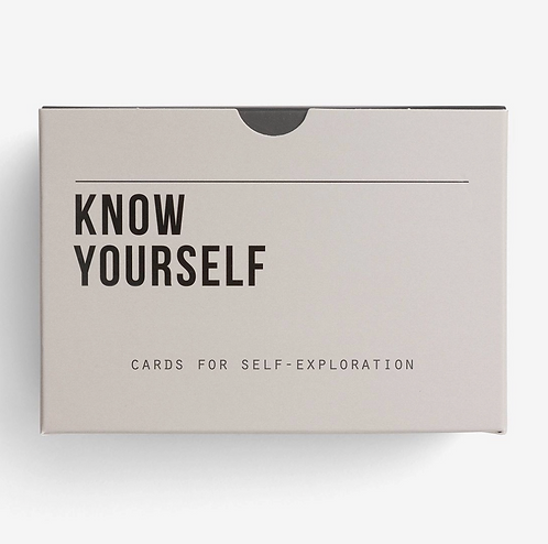 Know Yourself Card Set