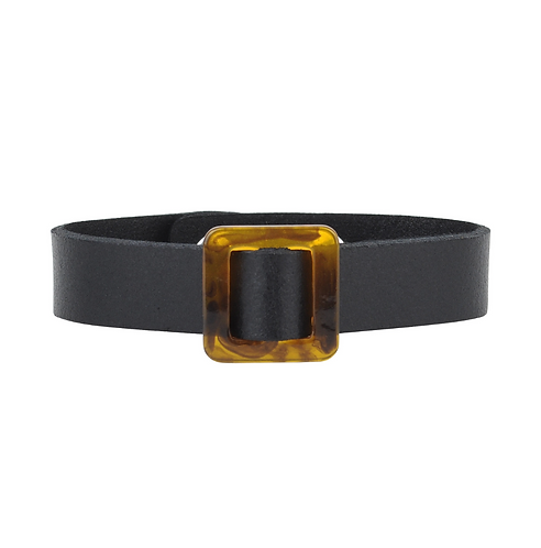 Square Resin Bracelet