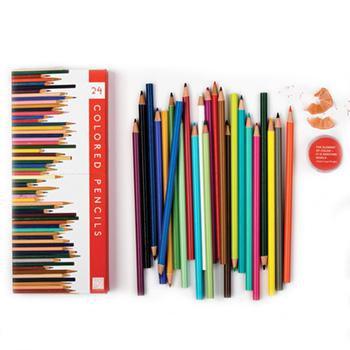 Frank Lloyd Wright Colored Pencil Set