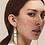 """Thumbnail: 3.5"""" Petite Fringe Earring"""