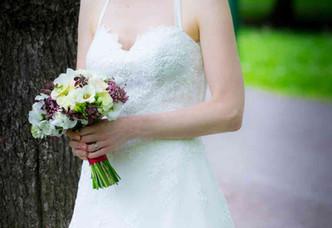 Svatba Pryskyřník, Frézie, Hrachor, Asclepias, Dřišťál