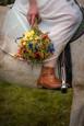 Svatba Chrpa, Kopr, Řebříček, Celosie, Crocosmia, Heřmánek, Hledík, Šípek, Traviny, Plamének