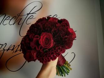 Svatba Růže, Karafiát, Celósie, hotel Všetice
