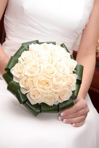 Svatba zimní bílá, Myjava, hotel Štefánik